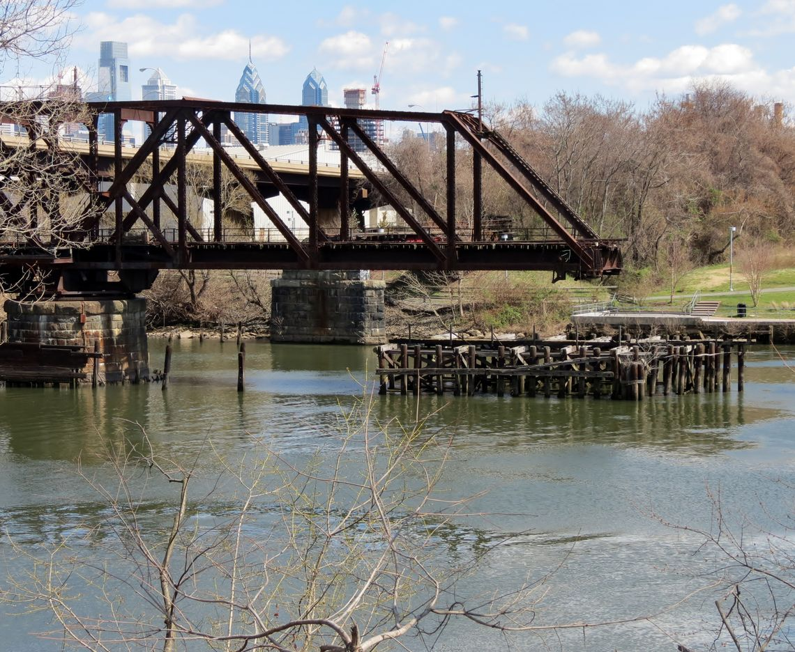SCHUYLKILL RIVER SWING BRIDGE