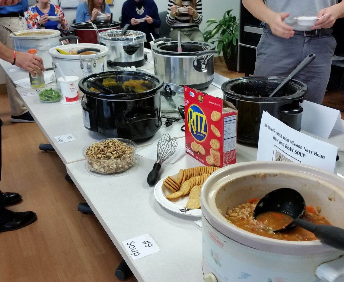 McCORMICK TAYLOR HOSTS CHILI/SOUP COOK-OFF TO BENEFIT FOUR DIAMONDS FUND