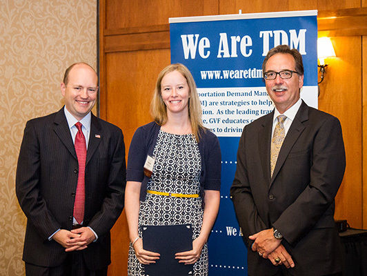 leadership top tdm professional honors at gvf s annual meeting 1