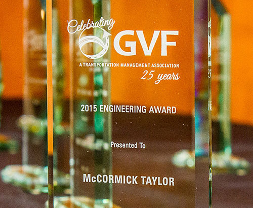 LEADERSHIP & TOP TDM PROFESSIONAL HONORS AT GVF'S ANNUAL MEETING