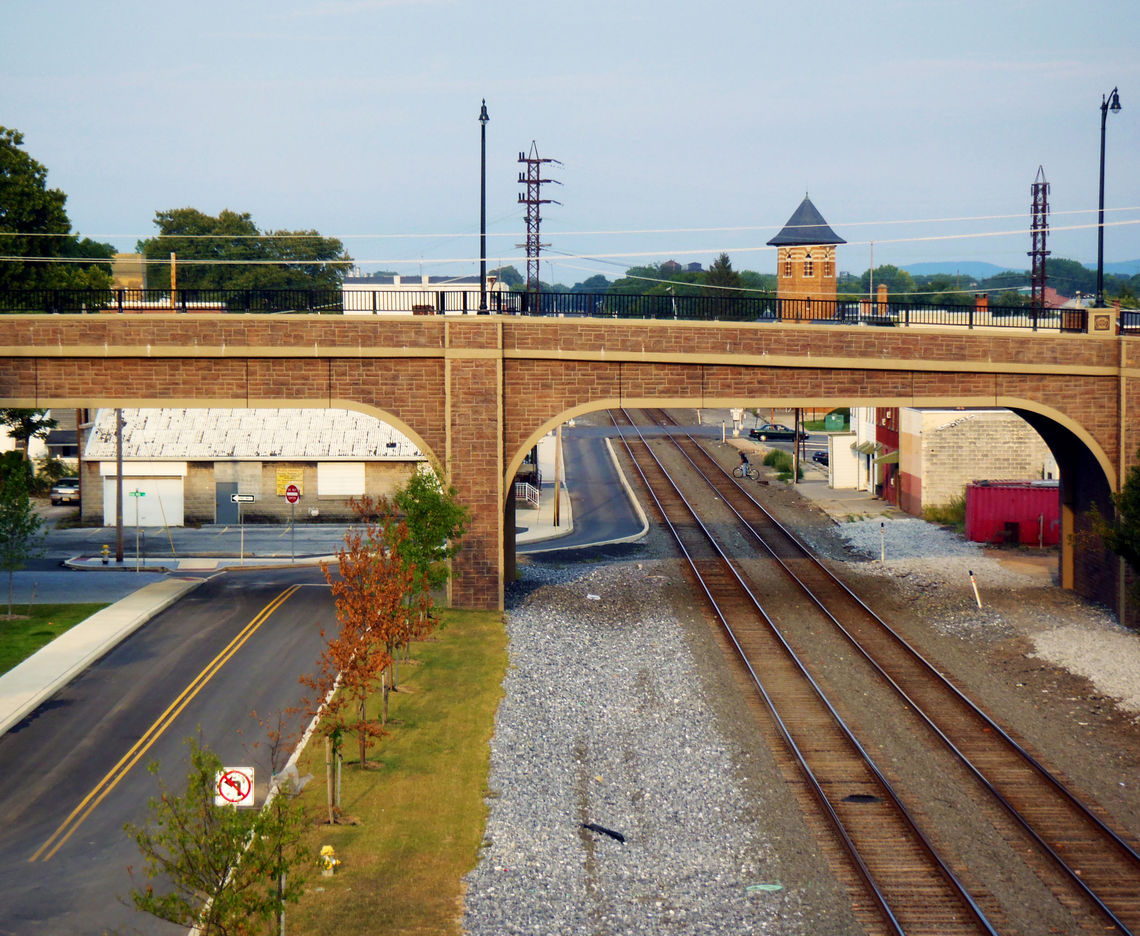 CITY OF LEBANON BRIDGES OVER NORFOLK SOUTHERN
