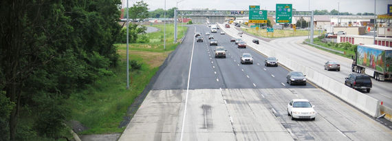 06 photo 6 the extended lanes of northbound i 83