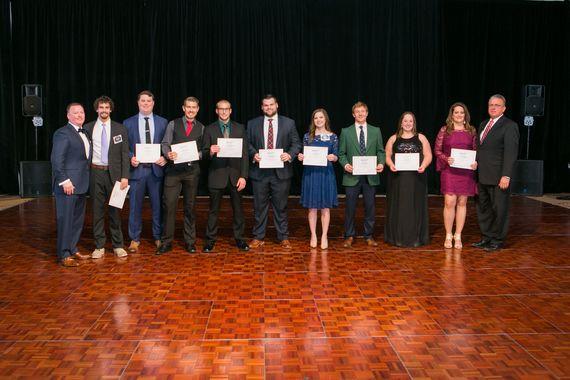 5 year awards