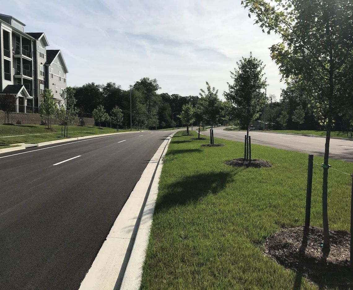 CONTEE ROAD RECEIVES CEAM LARGE PROJECT OF THE YEAR AWARD