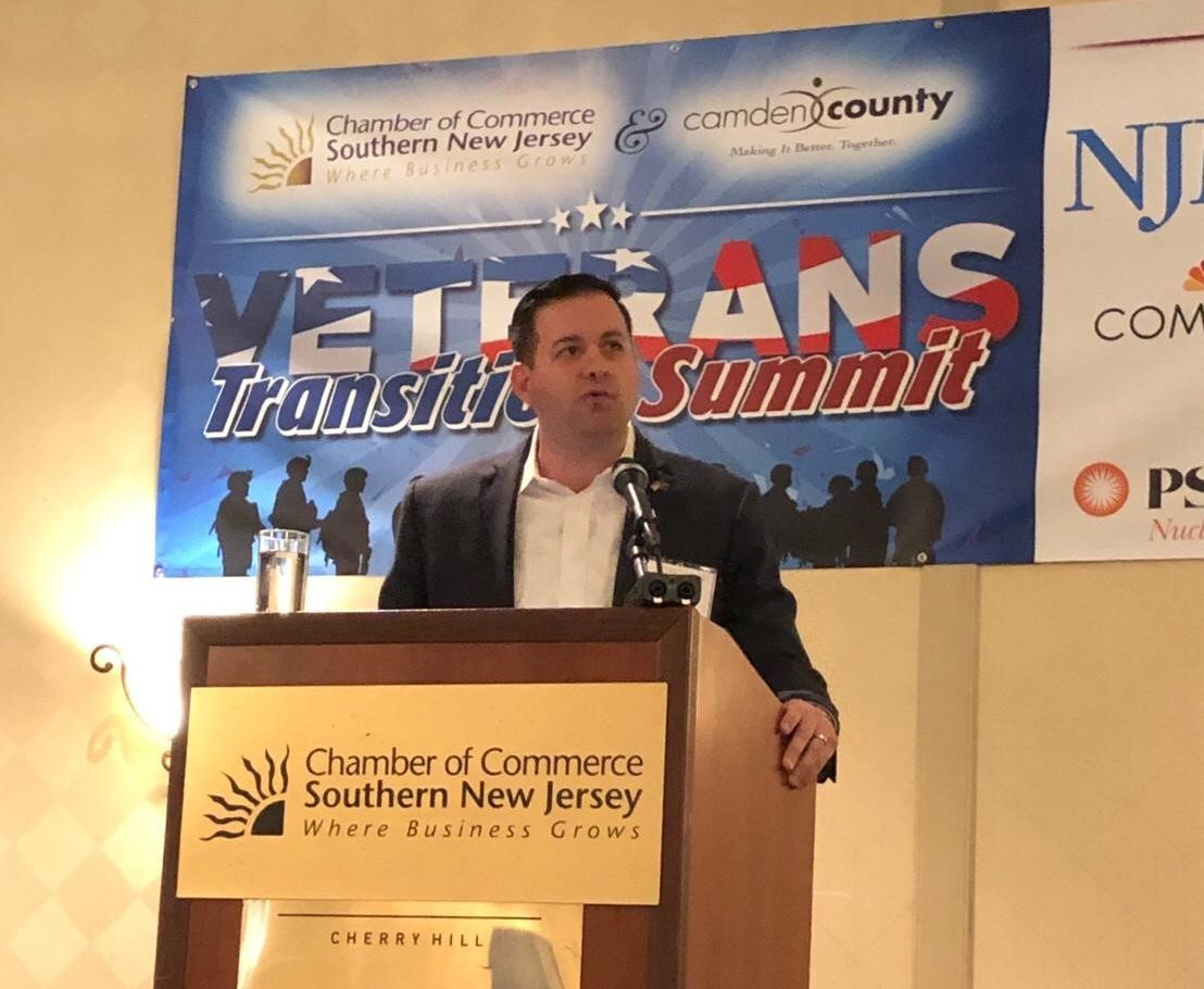 McCORMICK TAYLOR ENGAGES VETERANS AT CCSNJ SUMMIT