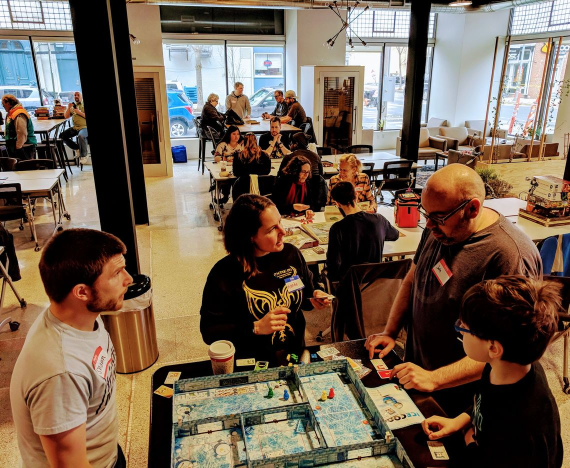 AMANDA SHAFER USES TABLETOP GAMING PASSION TO HELP THE BODHANA GROUP