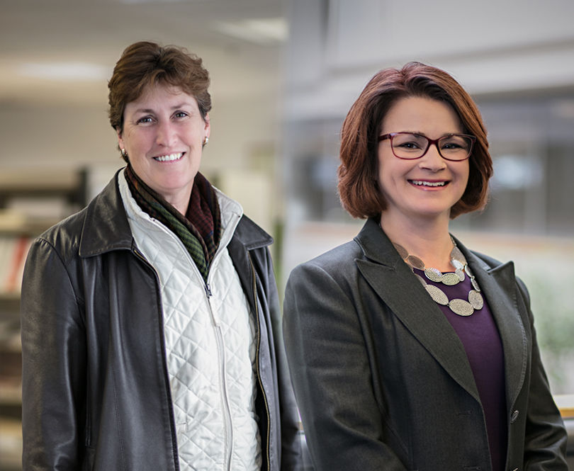 GIRL DAY: A Q&A WITH TWO OF McCORMICK TAYLOR'S FEMALE LEADERS