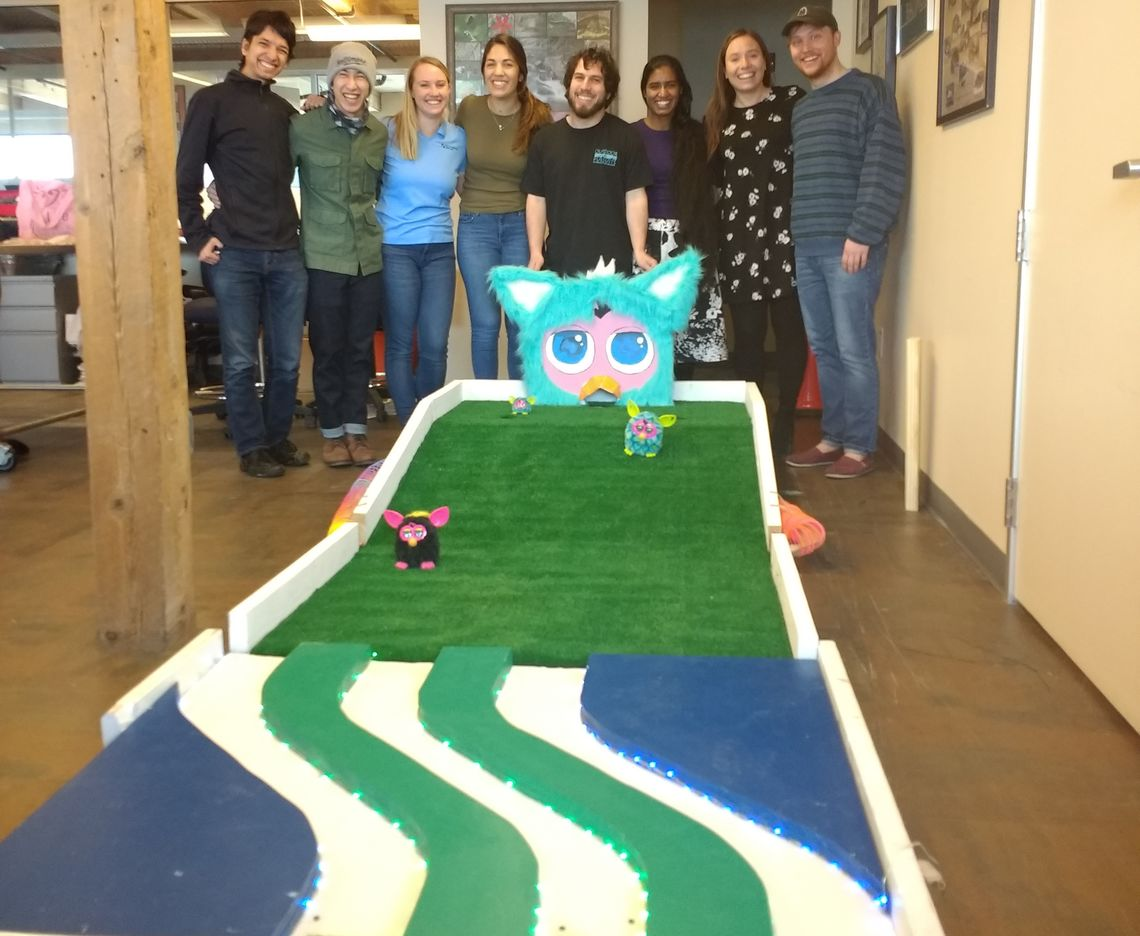McCORMICK TAYLOR CREATES MINI GOLF COURSE FOR ASCE SCHOLARSHIP FUNDRAISER
