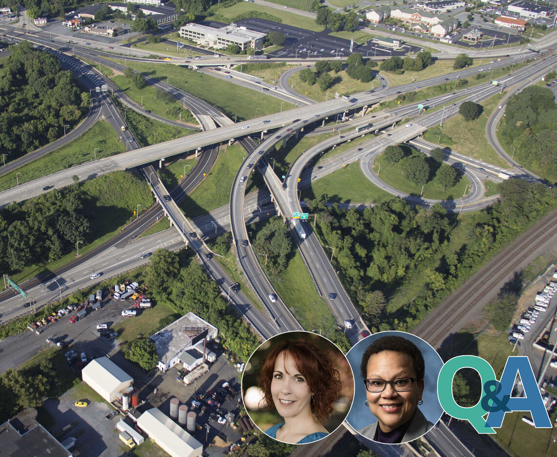 ASK THE PROJECT TEAM: I-83 EAST SHORE, SECTION 2, EISENHOWER INTERCHANGE