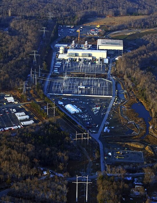 aerial northview