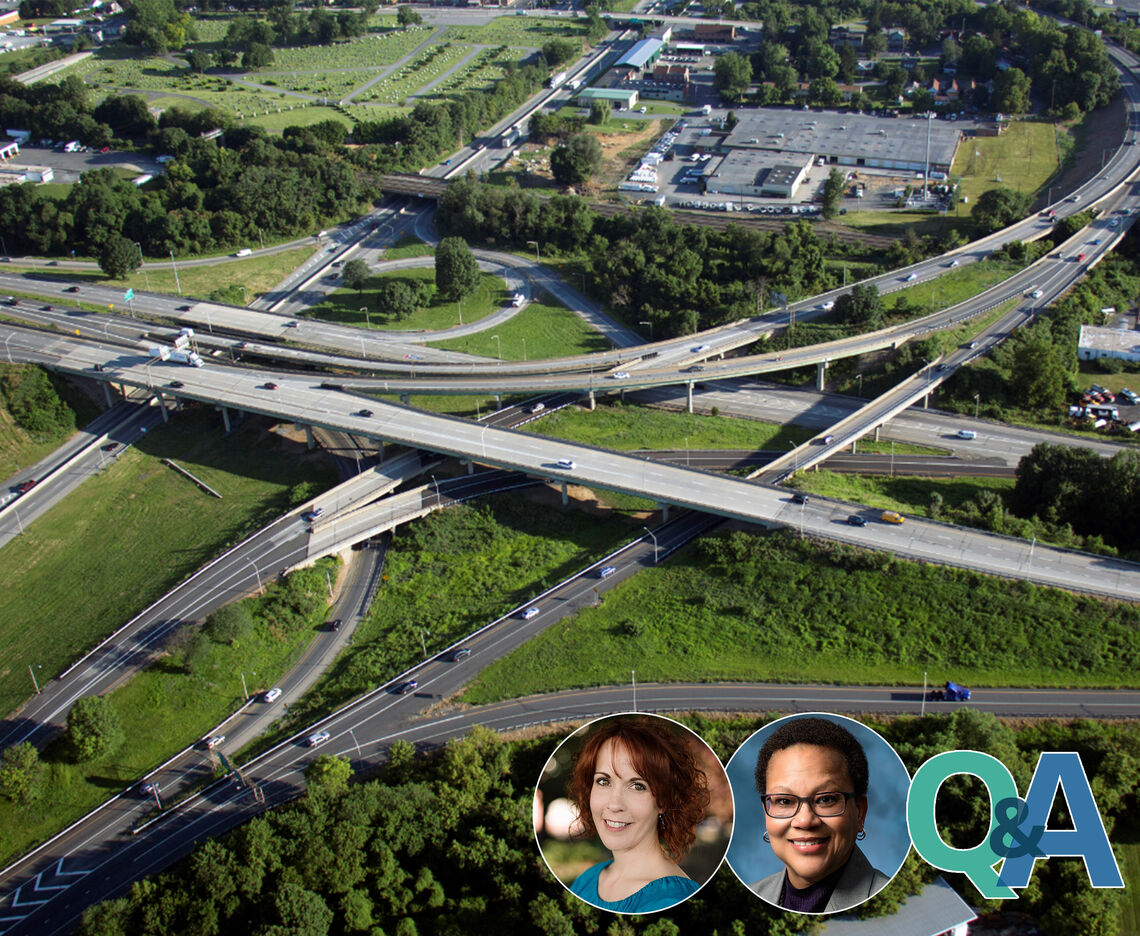 ASK THE PROJECT TEAM: I-83 EAST SHORE SECTION 2, EISENHOWER INTERCHANGE