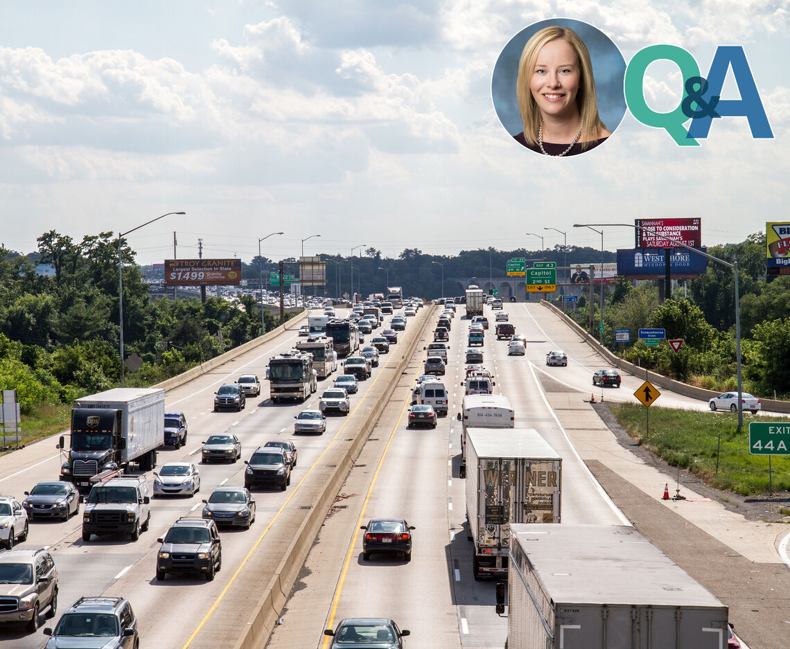 ASK THE PROJECT TEAM: I-83 EAST SHORE SECTION 2, EISENHOWER INTERCHANGE - TRAFFIC ENGINEERING