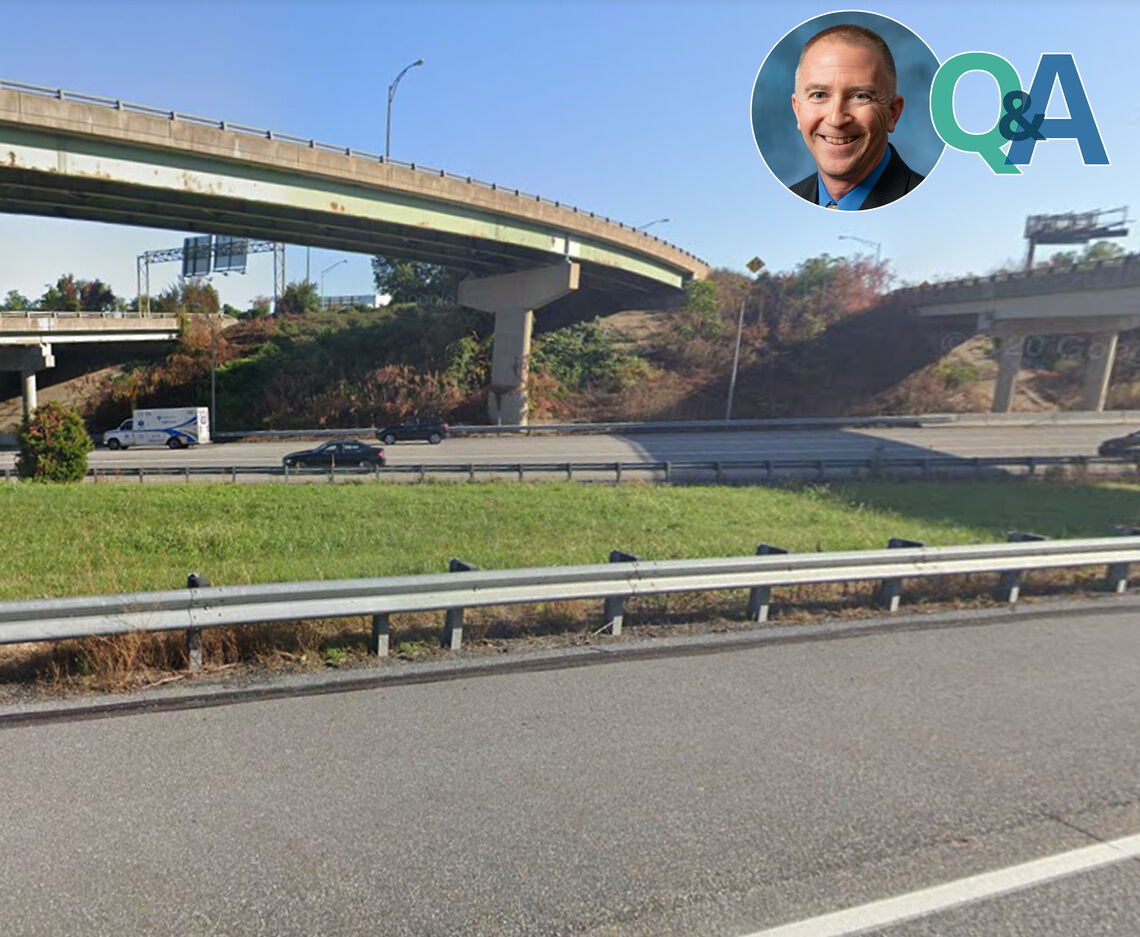 ASK THE PROJECT TEAM: I-83 EAST SHORE SECTION 2, EISENHOWER INTERCHANGE - STRUCTURES