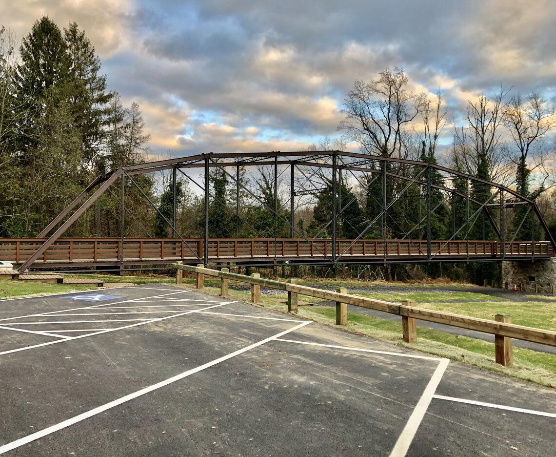 INWOOD IRON BRIDGE RECEIVES ASHE HARRISBURG PROJECT OF THE YEAR AWARD