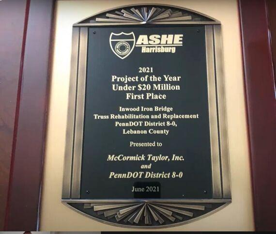 ashe award