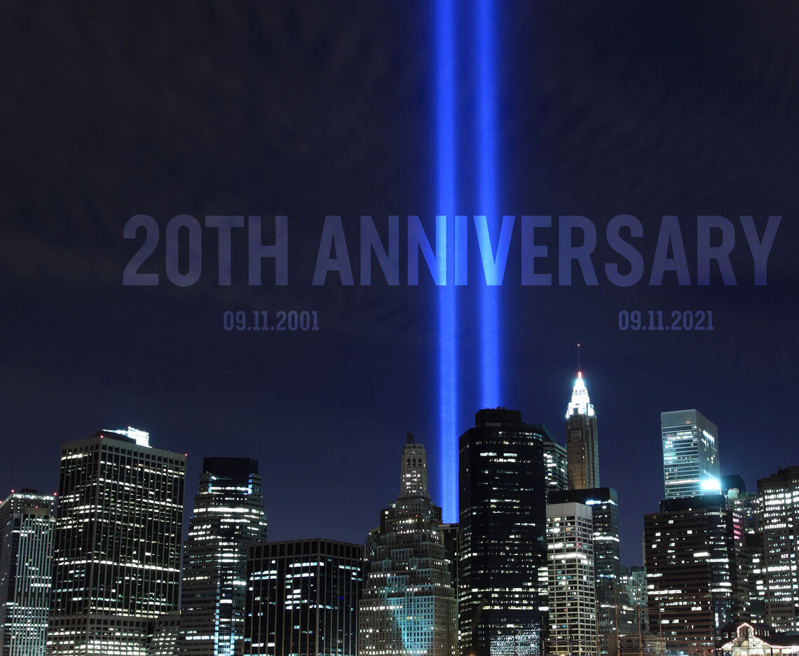 FINDING LIGHT IN THE DARKNESS: A PERSONAL REMEMBRANCE OF 9/11