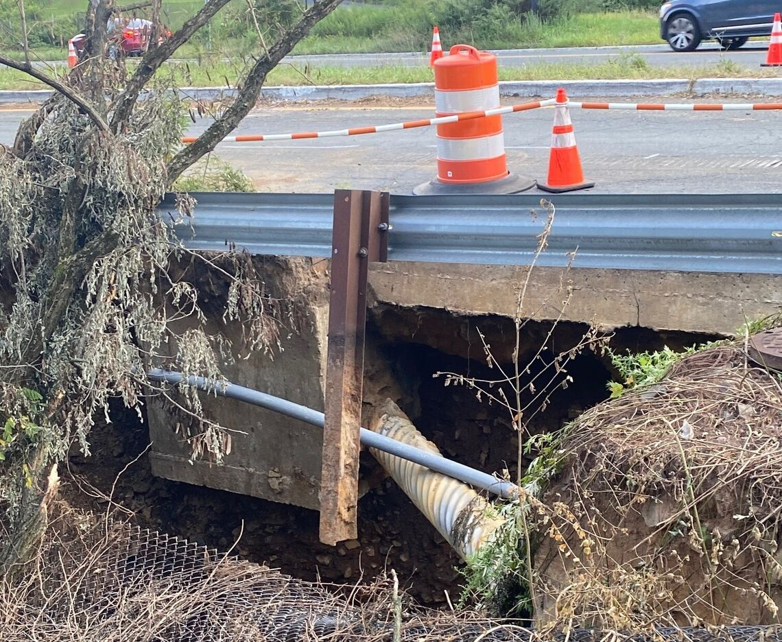 McCORMICK TAYLOR STEPS IN TO HELP WITH EMERGENCY INTERSTATE DESIGN & REPAIR